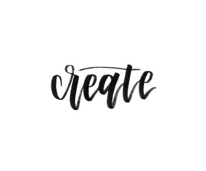 quote, calligraphy, and create image