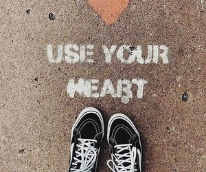 heart, shoes, and tumblr image