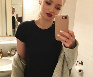 dove cameron, dove, and selfie image