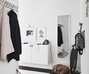 home, Scandinavian, and white image