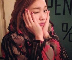 d, girl, and korea image