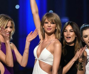 lily, taylor, and taylorswift image