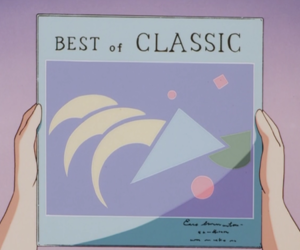 anime, aesthetic, and classic image