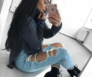 adidas, hair, and travel image