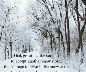 winter, words of wisdom, and quote of the day image