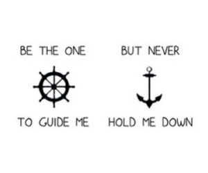 quotes, anchor, and guide image