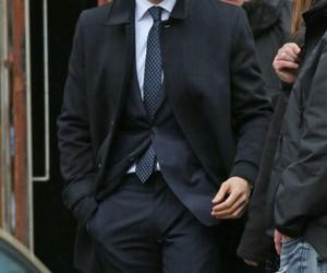 Jamie Dornan, christian grey, and fifty shades darker image