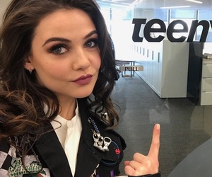 danielle campbell and Teen Vogue image