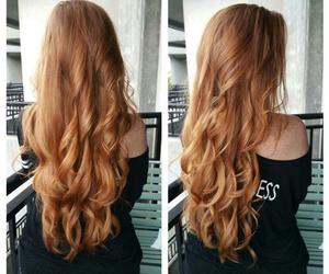 beautiful, long hair, and blonde image