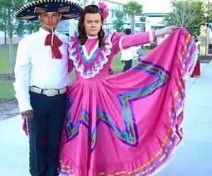 funny, Harry Styles, and méxico image