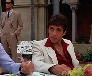 80's, scarface, and al pacino image