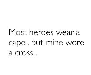 hero, jesus, and cross image