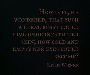 beast, quotes, and words image