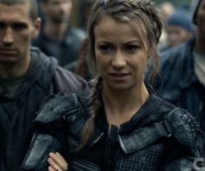 the 100, chelsey reist, and harper mcintyre image