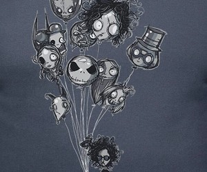 tim burton, funny pictures, and dibujos divertidos image