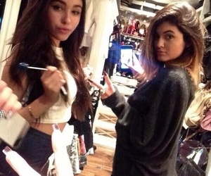 kylie jenner, madison beer, and madison image