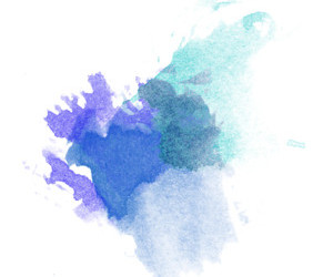 art, colour, and watercolor image