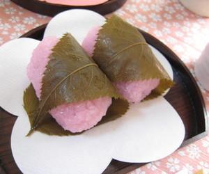 sakuramochi image