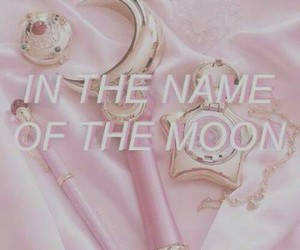 pink, sailor moon, and aesthetic image