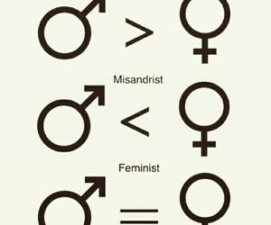 feminism, equality, and feminist image