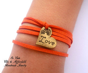 bracelets, bright colors, and fashion image