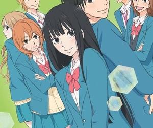 anime, kawaii, and kimi ni todoke image