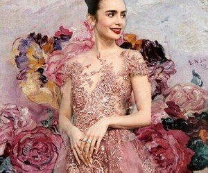 collins, golden globes, and lily image