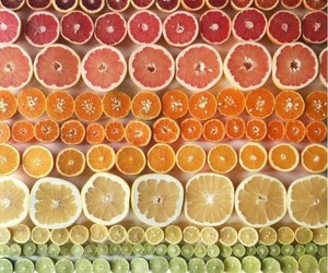 orange, fruit, and lemon image