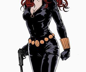 Marvel, scarlett johanson, and viuda negra image
