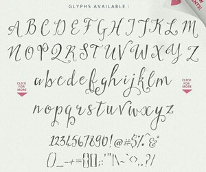calligraphy, pen, and cute image