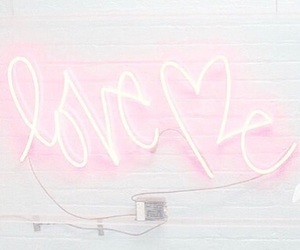 pink, pastel, and light image