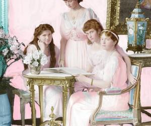 pink, Romanov, and palace image