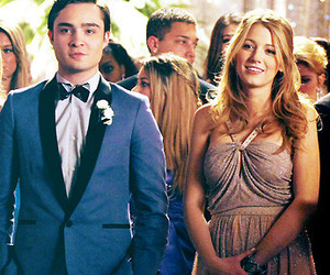 chuck bass, gossip girl, and Serena Van Der Woodsen image