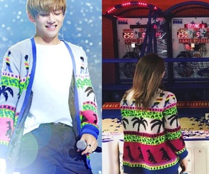 2ne1, matching, and taehyung image