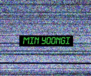 bts, bangtan, and minyoongi image