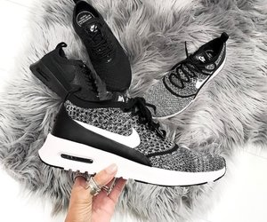 fashion, shoes, and air max thea image