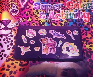 colorful, colors, and lisa frank image