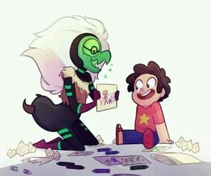 steven, steven universe, and centipie image