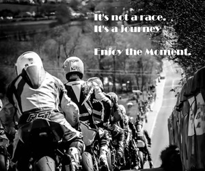 life, ride, and race image