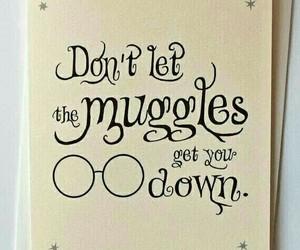 harry potter, muggles, and diy image