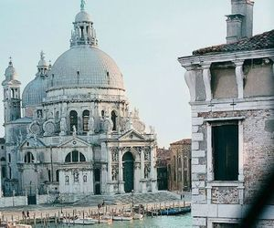 landscape, travel, and venice image