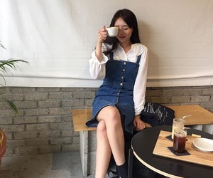 aesthetic, asian, and cup image