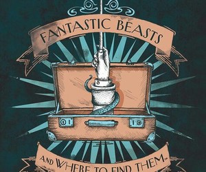 harry potter and fantastic beasts image
