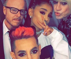 frankie, dangerous woman, and ariana image