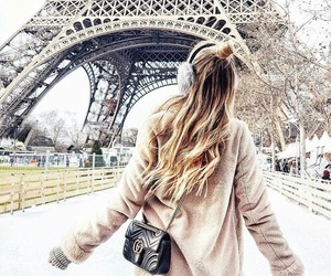 europe, girl, and paris image