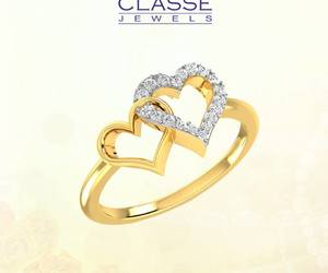 gold, namasteclasse, and diamondjewellery image