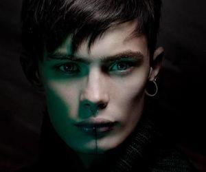 male model, model, and Piercings image