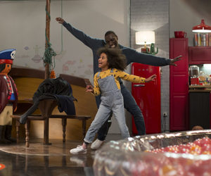 movie, omar sy, and demain tout commence image