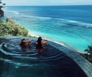 beach, bikini, and elena image
