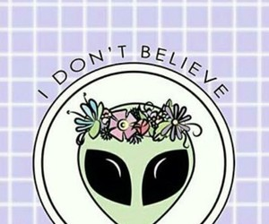 wallpaper and alien image
